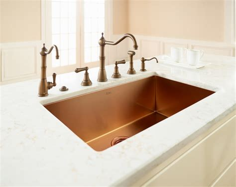 copper sink with stainless steel appliances rohl single bowl luxury stainless copper kitchen sink