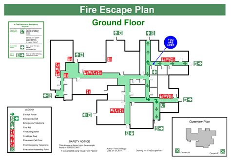 home layout planner escape plans
