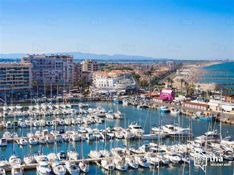 cuisine avec coin repas location cyprien plage pour vos vacances avec iha