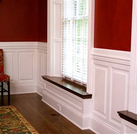 Window With Ledge by 24 Best Intrig Wainscoting Images On Panelling