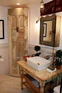 30 Inspiring Rustic Bathroom Ideas for Cozy Home - Amazing