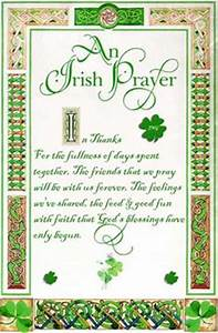 Irish Wedding Blessings And Quotes Quotesgram