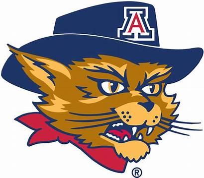 Arizona Wildcats Mascot Wilbur Football Clipart Wildcat