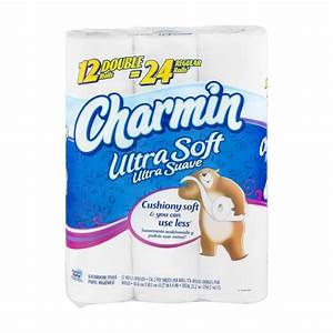 charmin ultra soft double rolls bathroom tissue 12 ct With softest bathroom tissue