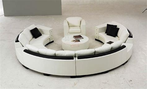 canap angle rond canapé d 39 angle design rond reno fauteuil table 2 690 00