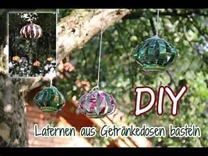 Basteln Mit Blechdosen : diy laternen aus dosen basteln how to recycle cans into laterns youtube ~ Orissabook.com Haus und Dekorationen