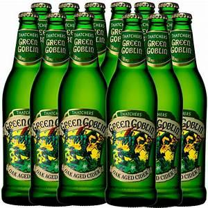 Was Ist Cider : thatchers green goblin cider 12x500ml cider more ~ Markanthonyermac.com Haus und Dekorationen