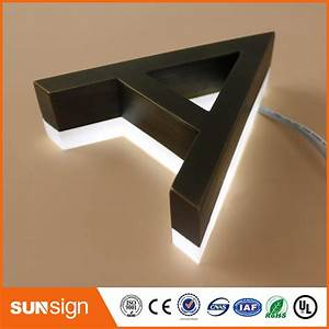 online buy wholesale advertising business letter from With led letter signs outdoor
