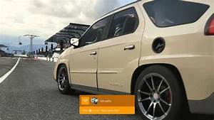 Forza 6 Twin Turbo V8 Swap Pontiac Aztek Drift Build