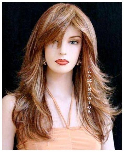 ideas  hairstyles  thin faces  long hair