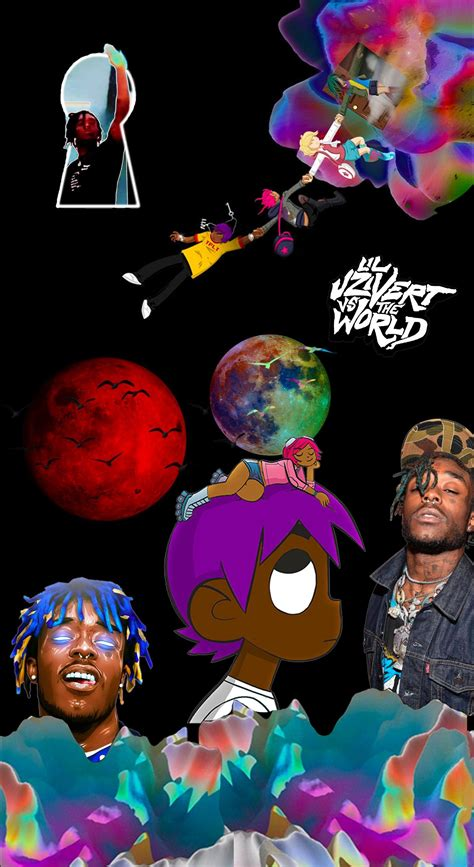 Lil Uzi Vert Eternal Atake Wallpapers - Wallpaper Cave