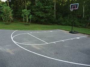33 best images about basketball courts on pinterest for Outdoor basketball court template
