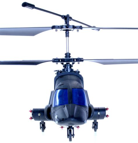 Giant Airwolf Rtf 4ch Rc Helicopter With Lipo Battery Rtf