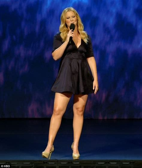Hbos Amy Schumer Live At The Apollo Sees Comic Talk Kate