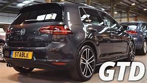 Vw Golf 7 Gtd : 2016 volkswagen golf gtd mk7 carbon grey walk around youtube ~ Kayakingforconservation.com Haus und Dekorationen