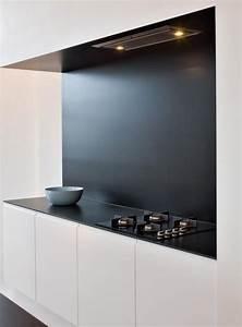 Schwarz Weiße Küche : schlichte schwarz wei e k che k chen pinterest design k chenschr nke und schwarze k chen ~ Markanthonyermac.com Haus und Dekorationen