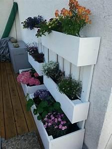 Europalette Deko Garten : blumenk sten aus paletten garten paletten garten ~ Watch28wear.com Haus und Dekorationen