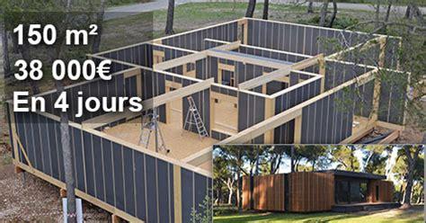 Cette Maison Révolutionne Le Monde De L'habitat. 150 M²
