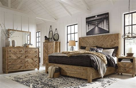 Platform Bedroom Set by Grindleburg Platform Bedroom Set Signature Design