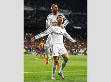 Hala Real Madrid Ronaldo, Ramos and all the hairstyles