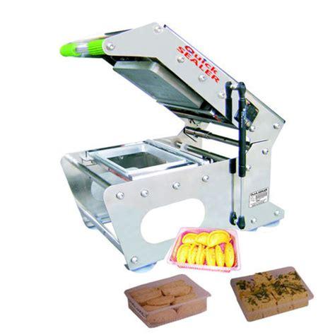 sealer meal tray sealer manufacturer  delhi