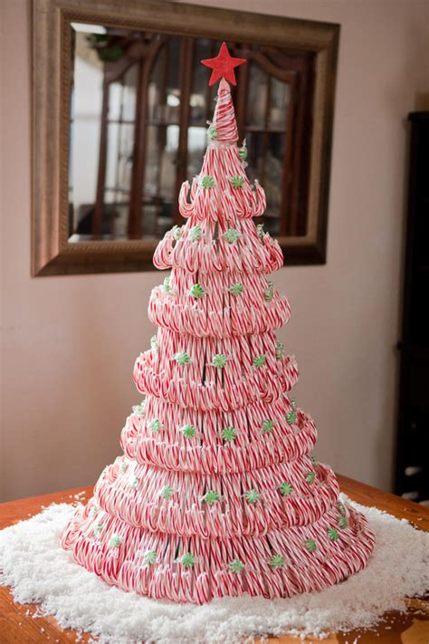 olive and love 187 candy cane christmas tree