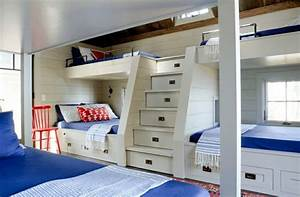 idees rangement chambre garcon With idee rangement chambre garcon