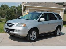 2004 Acura MDX Touring For Sale in Houston TX Under $14000