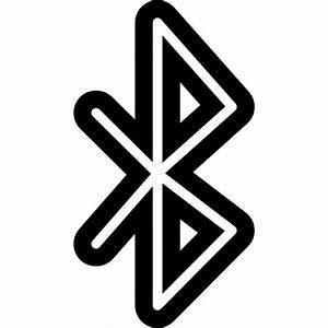 Símbolo de bluetooth Descargar Iconos gratis