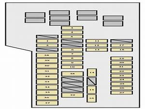 2005 Toyota Camry Fuse Box Diagram