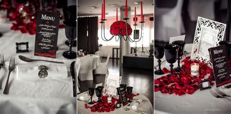 decoration mariage baroque