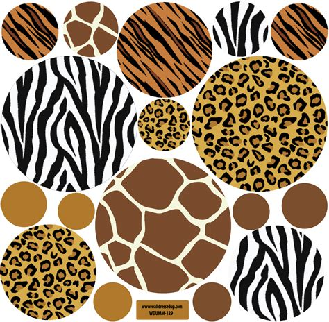 Animal Print Wallpaper Designs - wall dressed up what s new wall dressed up wall decals