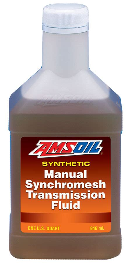 Amsoil 5W-30 Synthetic Manual Synchromesh Transmission Fluid