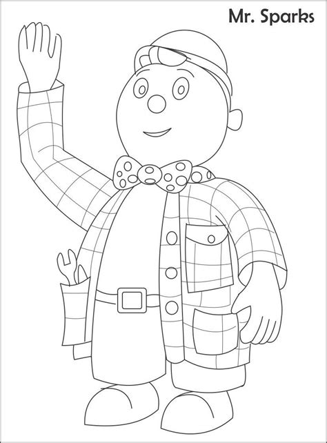 sparks printable coloring page  kids
