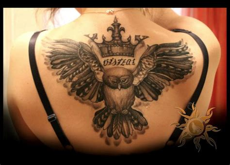 Butterfly Tattoos For Back Of Neck