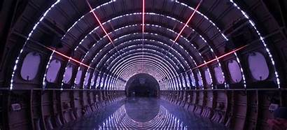 Lights Stunning Animated Into Interstellar Fuselage Gifs