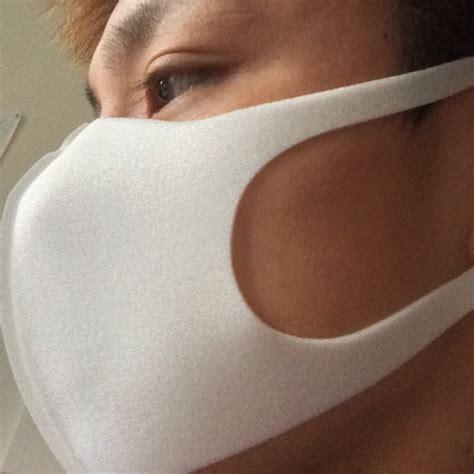 ウレタン マスク 向き