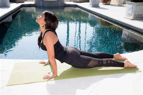 Tone and Strengthen with Upward Facing Dog Pose - AlrightNow