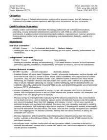 sql administrator resume sle junior sql developer sle resume