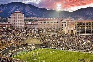 University Of Colorado Boulder Go Buffs Photograph by