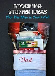 Just a few stocking stuffer ideas for a boyfriend husband