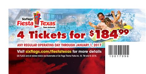 19928 Six Flags Tickets Coupons Discounts by Coupon Code Samurai Blue Coupon