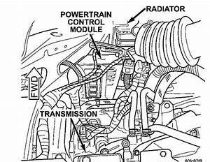 Location Of A Neon Ignition Module   Brain  Car Died  Cranks  But Doesn U0026 39 T Catch   Thank You