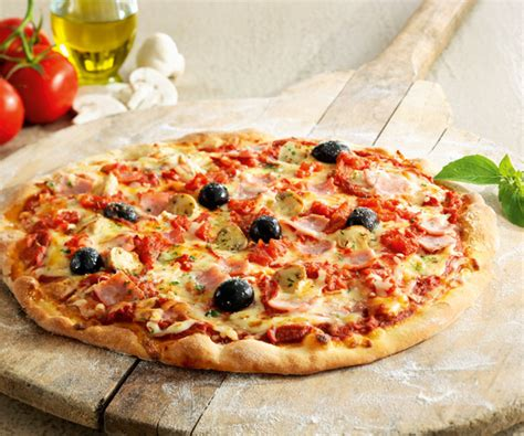 cuisine sans sel recette classique pizza jambon fromage