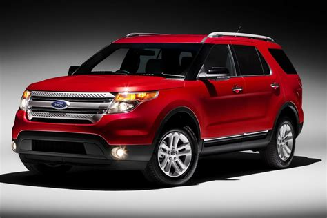What Is The Best Full Size Suv 2016 Cnynewcarscom