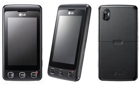 Lg Mobile Kp500 by Mobile Mania Lg Cookie Kp500