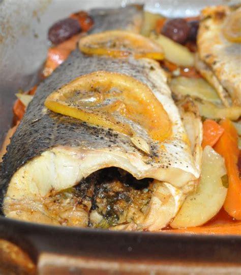 recette de la cuisine recette poisson au four les recettes de la cuisine de asmaa