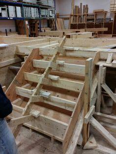 1000 id 233 es sur le th 232 me coffrage escalier sur cabane en bois enfant traverse bois