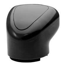 gear shift knob cover 13 18 speed black plastic freightliner peterbilt kenworth