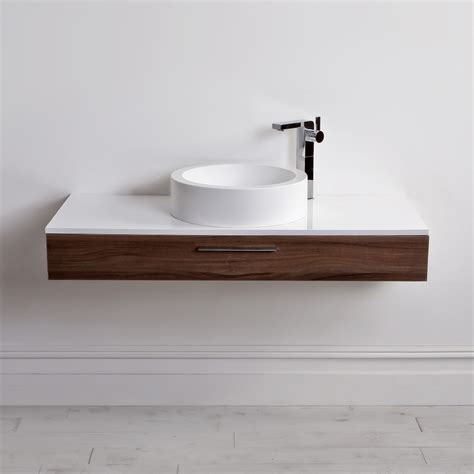 Mounted Vanity by The Edge Luxury Bathroom Vanity Wall